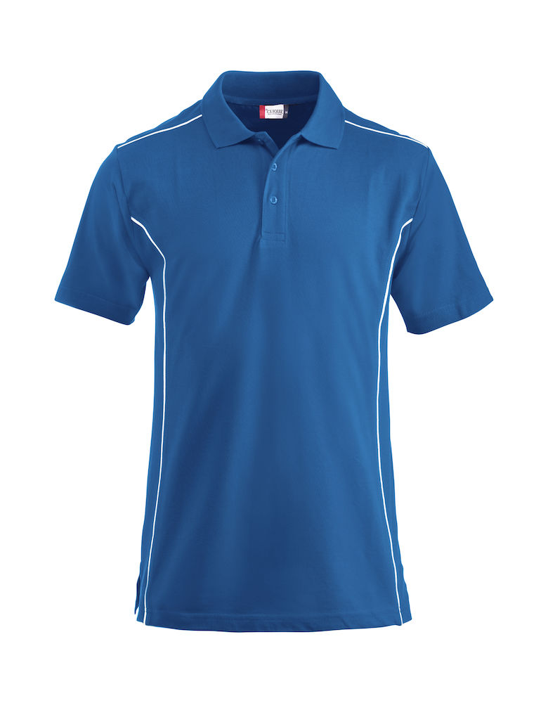 Classic new conway polo kobaltblauw