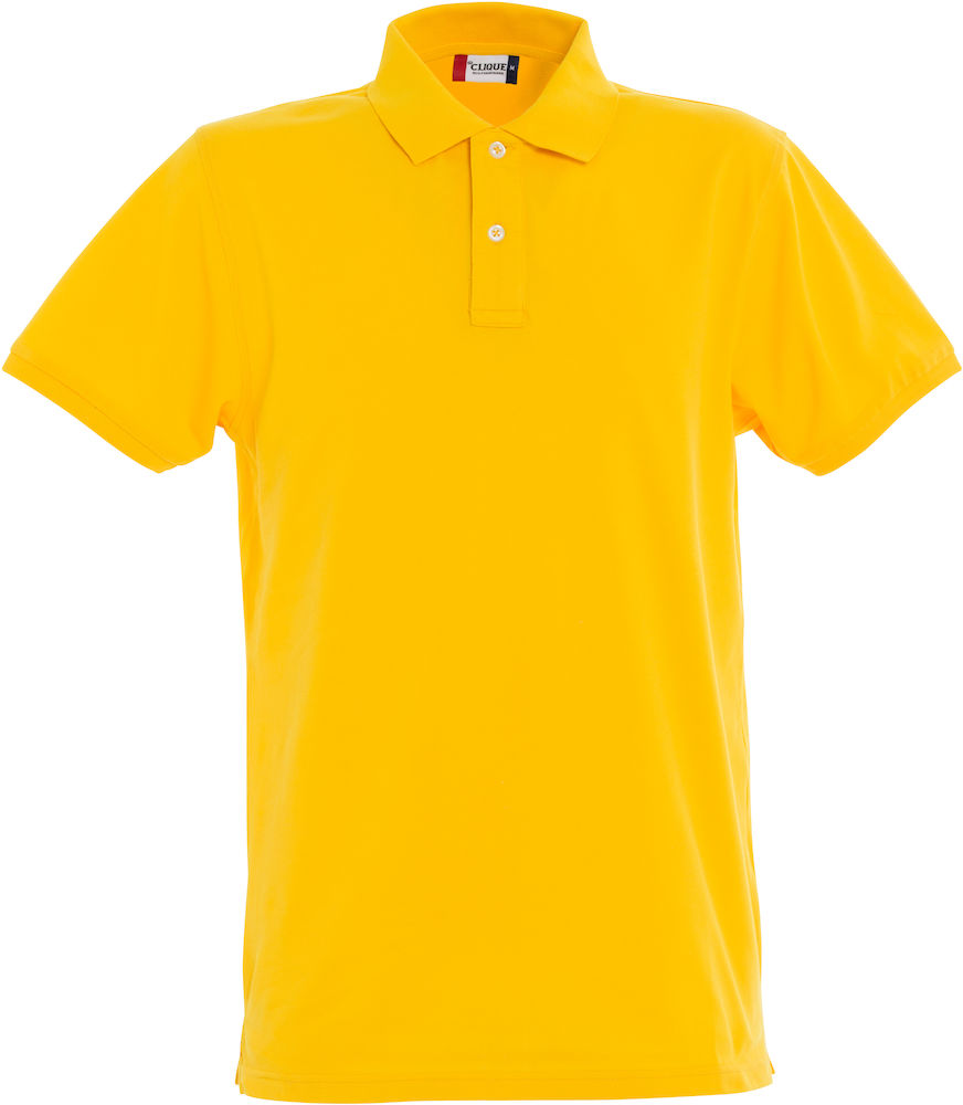 Premium polo lemon
