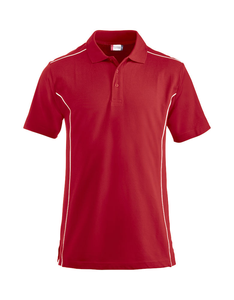 Classic new conway polo rood